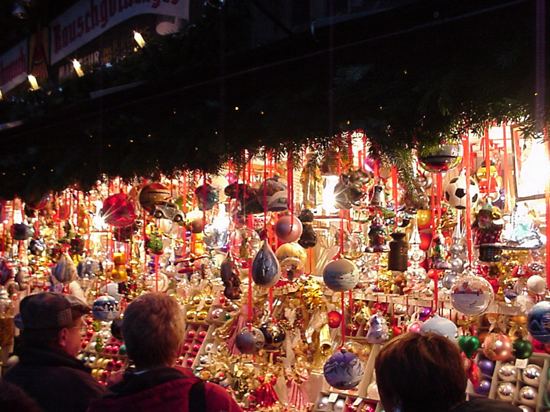 Apre il Blog di Mercatini di Natale Norimberga