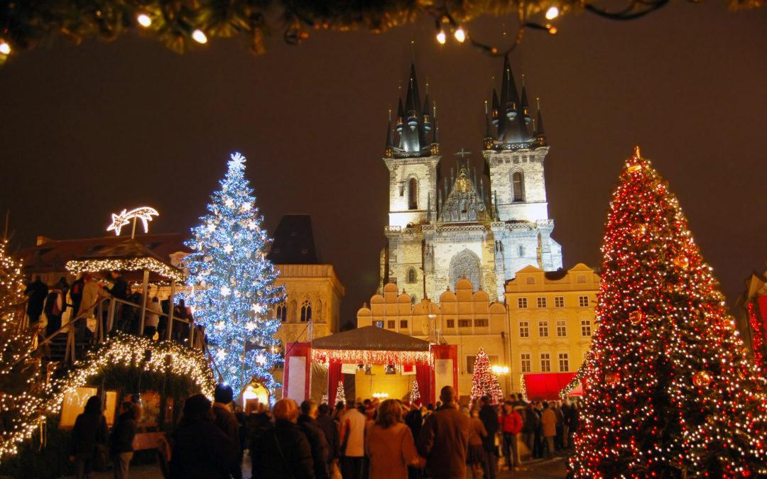 Mercatini di Natale di Praga, mercatini da vivere