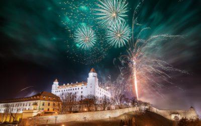 Capodanno a Bratislava, la festa slovacca