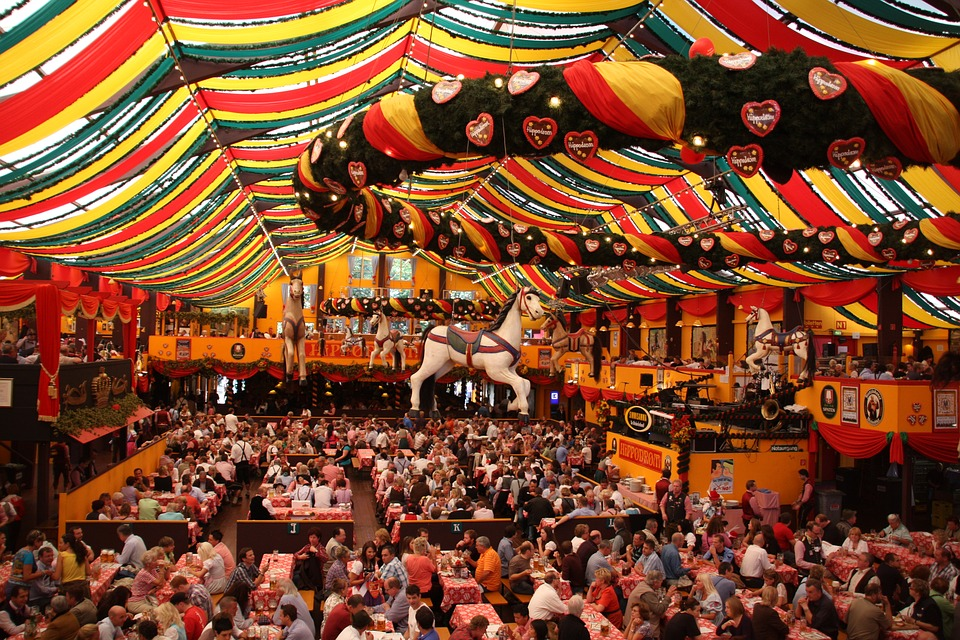 Oktoberfest-Tendoni